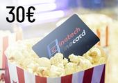 Produktbild zu: 30€ Kinogutschein