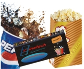 Produktbild zu: Kinokomplettpaket für eine Personen