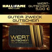 Produktbild zu: GUTER ZWECK GUTSCHEIN 5 €