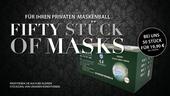 Produktbild zu: Fifty Stück of MASKS