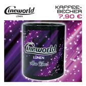 Produktbild zu: Cineworld Kaffeebecher