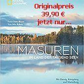 Produktbild zu: MASUREN - Im Land der tausend Seen
