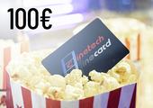 Produktbild zu: 100€ Kinogutschein