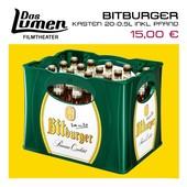 Produktbild zu: 1 Kasten Bitburger Premium
