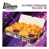 Produktbild zu: Jumbo Nachos mit 4 Dips