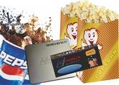 Produktbild zu: Kinokomplettpaket für zwei Personen mit Filmdose